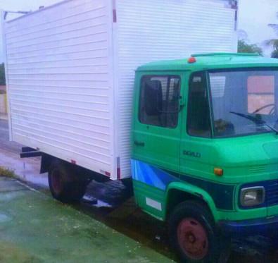 caminhão furtado nova xavantina