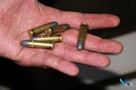 calibre 9mm 9 mm