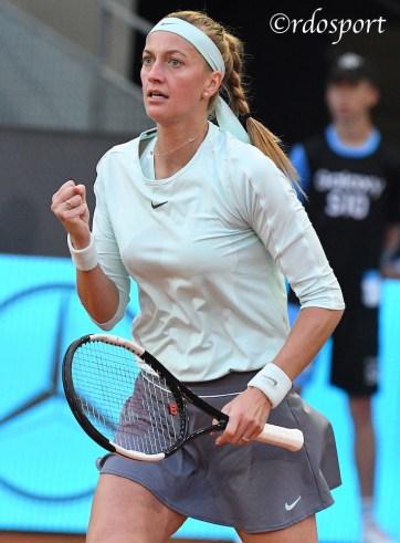 Petra Kvitova - Madrid 2019