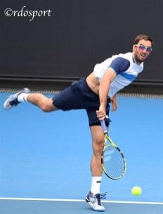 Victor Troicki protagonista nella ATP CUP vinta dalla Serbi, fuori subito nelle qualificazioni a Melbourne
