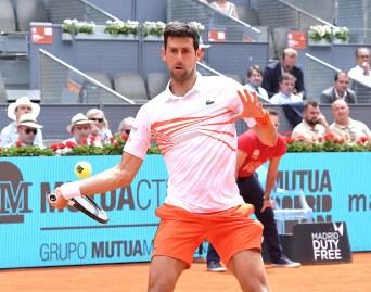 Djokovic - Mutua Madrid Open 2019