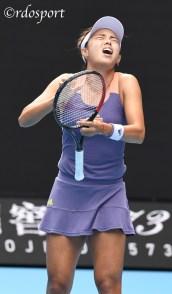 Wang Qiang elimina Serena Williams