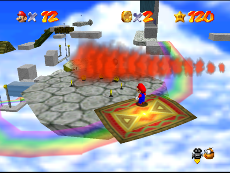 Ranking the Super Mario 64 Courses | RDT World of Sport