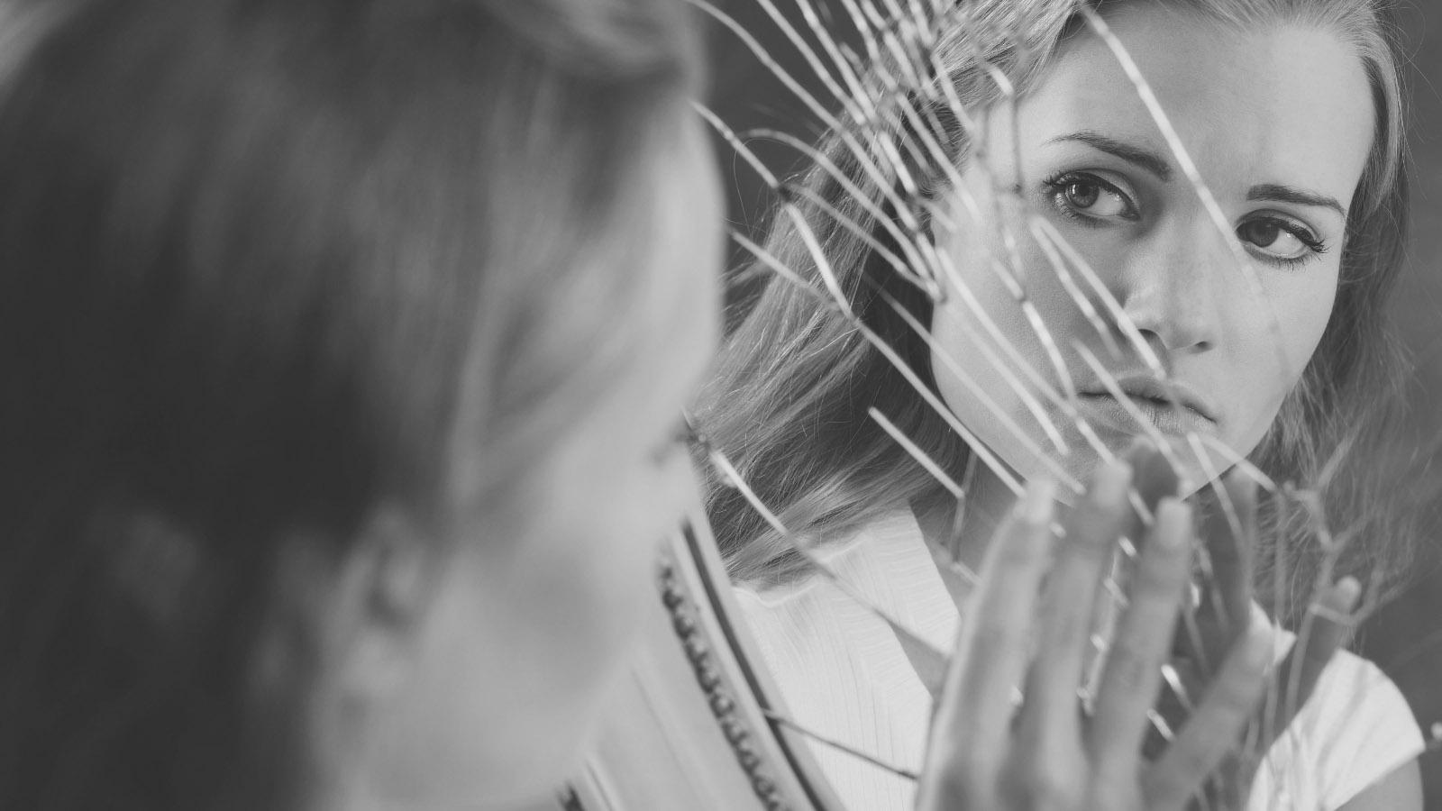 Nach einer Gewaltbeziehung fühlen Betroffene sich oft seelisch und spirituell förmlich entstellt