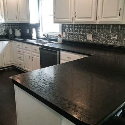 Our Re-Fabbed Home~Kitchen