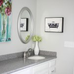 Our Re-Fabbed Home~Master Bathroom