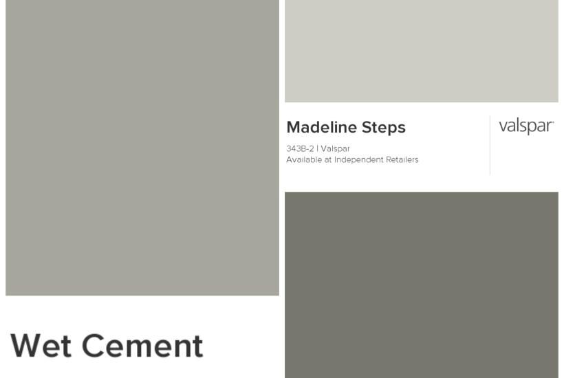 Favorite Shades of Gray