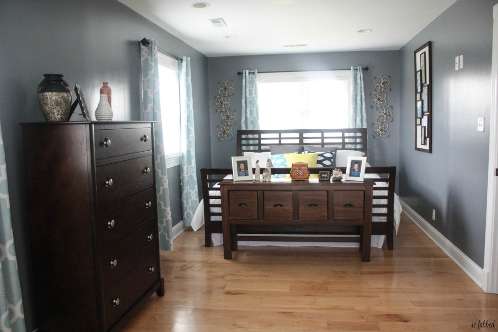 Client Master Bedroom