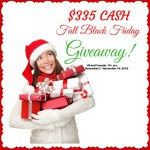 Fall Black Friday Giveaway!