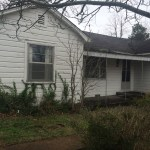 We Bought a Fixer Upper (and BOY do I mean a fixer upper)~BEFORE