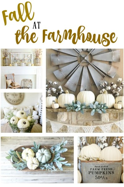It's Fall at the Farmhouse
