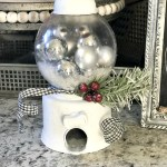 DIY Dollar Tree Snow Globe