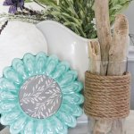 DIY Dollar Tree Rope Vase