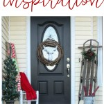 Christmas Porch Inspiration