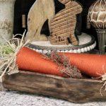 diy Yarn Carrots
