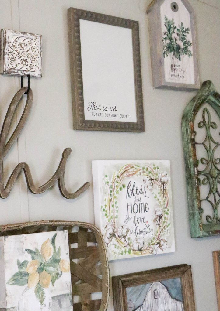 2019 Spring Gallery Wall