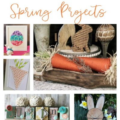 10 DIY Spring Projects