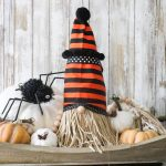 diy Halloween gnome