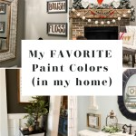 Re-Fabbed Home Paint Colors