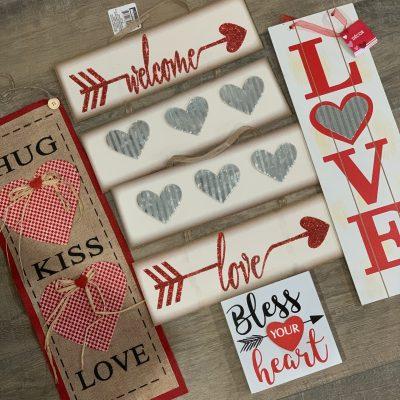 Dollar Tree Valentine Finds