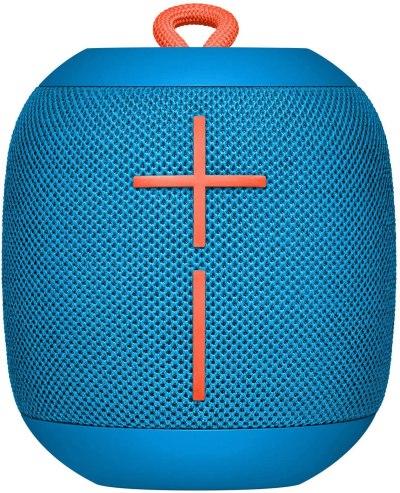 Refurbished Ultimate Ears Wonderboom bluetooth speaker blauw