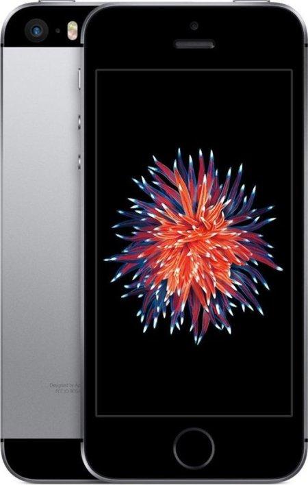 refurbished iPhone Se zwart 32GB