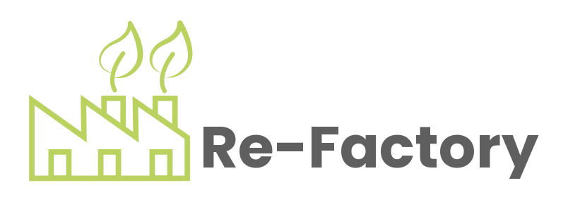 re factory logo
