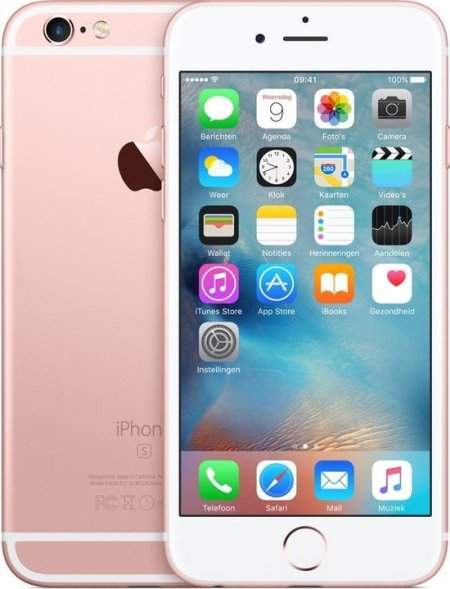 Refurbished Apple iPhone 6s - 64GB - Rosegoud