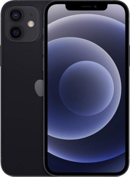 Refurbished Apple iPhone 12 Zwart