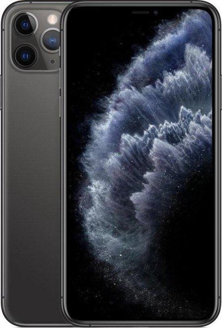 Überholtes Apple iPhone 11 Pro Max - 64 GB - Space Grey