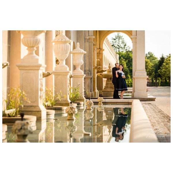 Longwood-Gardens-Engagement-photos