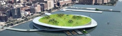 Ilhas de compostagem em Nova Iorque?