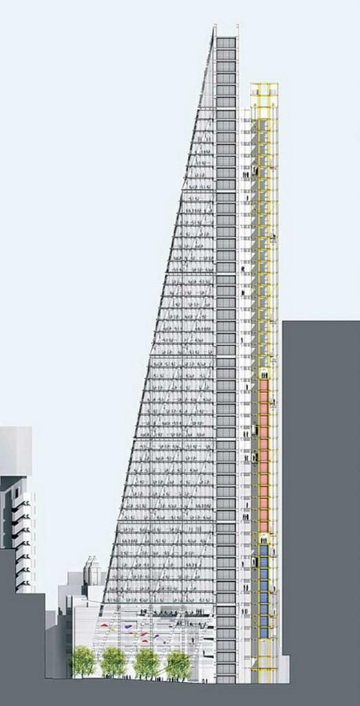 In Progress The Leadenhall Building_ Rogers Stirk Harbour + Partners_01