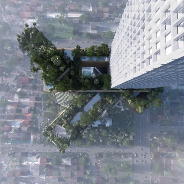 Vertical City in Jakarta_MVRDV_4