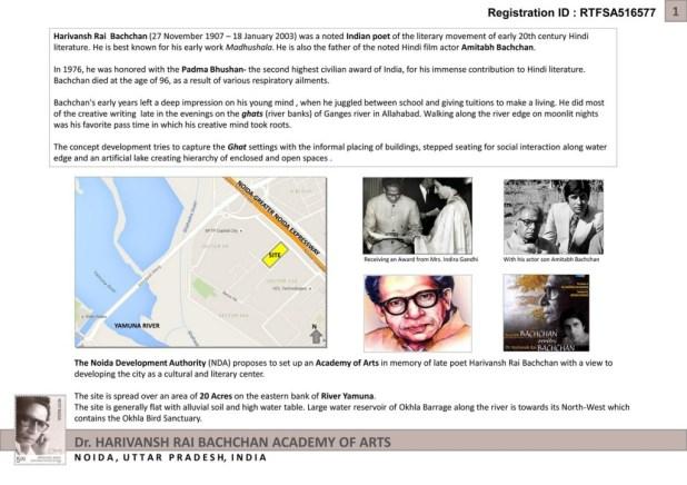 HARIVANSH RAI BACHCHAN ACADEMY OF ARTS, NOIDA, INDIA (1)