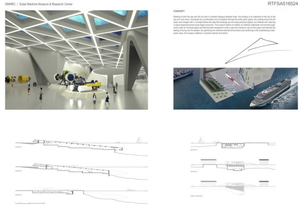 DMMRC – Dubai Maritime Museum & Research Center (3)