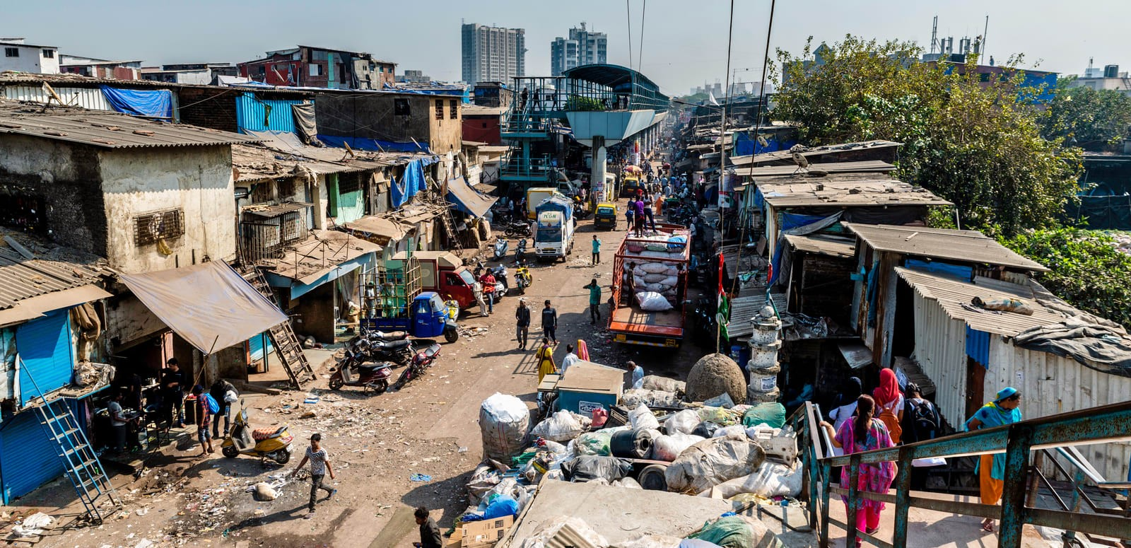 A history of the slums of Dharavi - RTF   Rethinking The Future