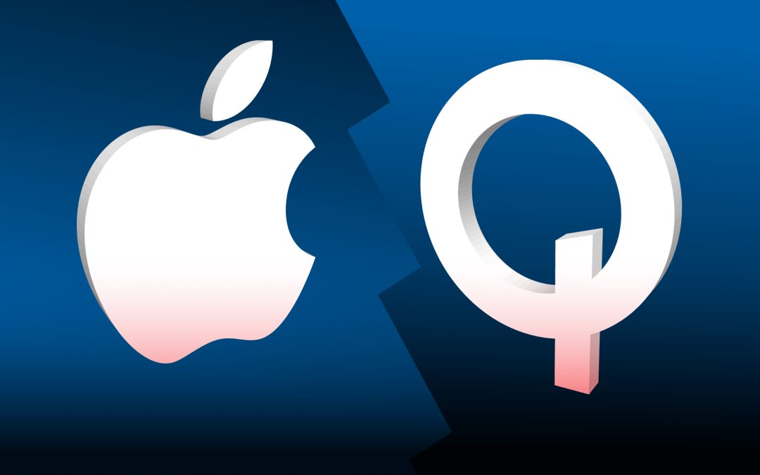 [Edited] Apple Sued Qualcomm. Here Is Why I Bought It.