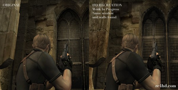 Resident Evil 4 Hd Texture Mod Attempt