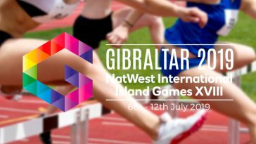 Gibraltar Island Games Athletics