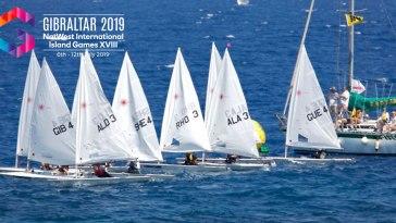 Gibraltar 2019 Juegos Internacionales de las Islas Vela