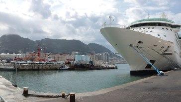 Gibraltar Cruising Industry