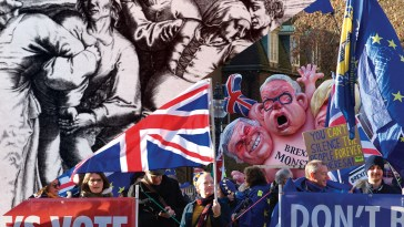Brexit and the Dancing Plague