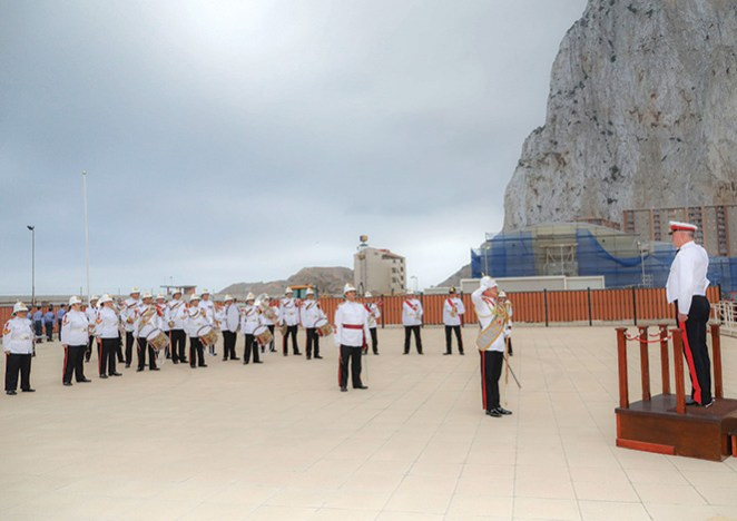 Royal Air Force Gibraltar 80 Year Commemoration