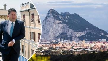 Fabian Picardo Coronavirus Brexit Gibraltar Spain Recession Brexit