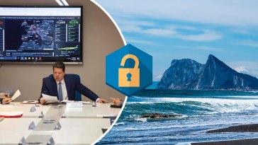 1 August Rock Unlock Delayed Gibraltar COVID19