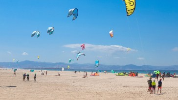Tarifa Registers Highest Hotel Occupancy Rates in Cádiz in the Summer of COVID19