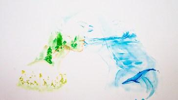 Mar Limpio Arte Exposicion Nereide Tarifa