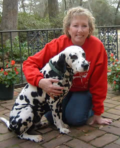 The Founder of Healing Touch for Animals, Carol Komitor