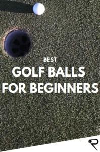 best golf balls for beginners main image
